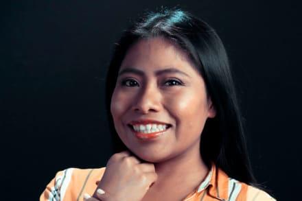 ¡Triunfante! Yalitza Aparicio impacta en los Globos de Oro