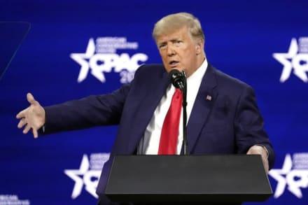 Trump insta al Partido Republicano a 'deshacerse' de 17 miembros que votaron para acusarlo (VIDEO)