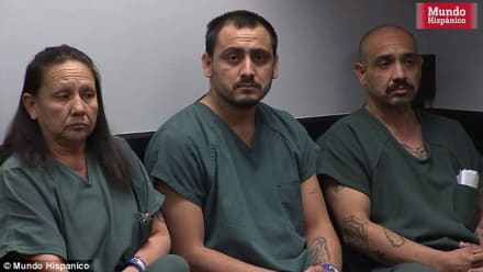 Crónica: Arrestan a familia hispana con millonario cargamento