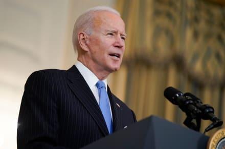 Biden anuncia que habrá vacunas para todos los adultos en EE.UU. a partir de mayo