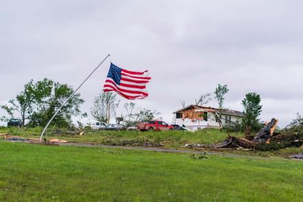 ¡Escalofriante advertencia! Meteorólogos aseguran que la próxima temporada de tornados será muy intensa