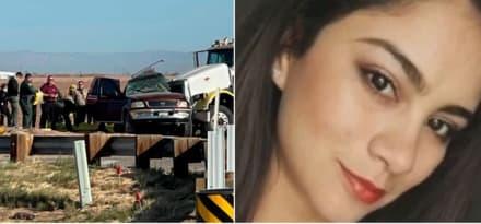 Huyó para salvar su vida y terminó hallando la muerte: el triste viaje de Yessenia Cardona, víctima del choque en frontera