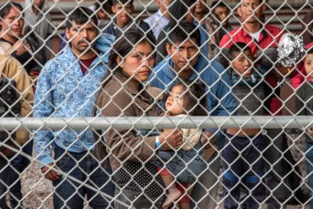 Biden buscará acabar con las 'largas 'detenciones de familias inmigrantes