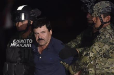 """""""Cruel e inhumano"""" El Chapo Guzmán denuncia condiciones en la prisión de alta seguridad"""