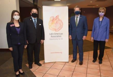 Georgia: Gobernador Kemp y la Asociación Latinoamericana inician campaña informativa sobre vacunación contra COVID-19