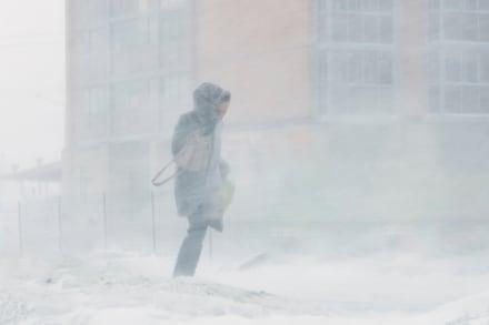Nueva tormenta invernal alerta a gran parte de Estados Unidos