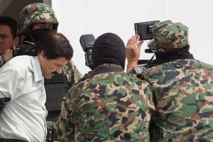 ¿El Chapo Guzmán en 'riesgo de morir' por hongos en los pies?