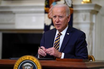 ¡De luto! Biden expresa su pesar por policías atacados en el Capitolio