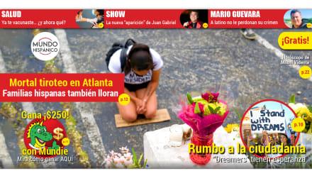 MundoHispánico edición impresa de el dia 03-22-21