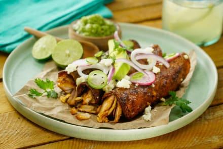 Cuatro comidas mexicanas que puedes preparar para la semana (RECETAS + VIDEO)