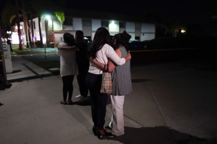 Confirman que es hispano el sospechoso de tiroteo en California que dejó 4 muertos