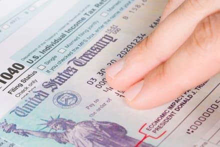 IRS anuncia tercer ronda de cheques de ayuda por coronavirus