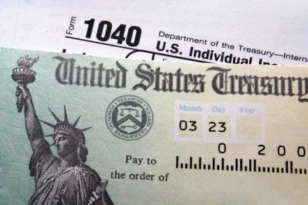 IRS anuncia cheques 'adicionales' de ayuda por coronavirus