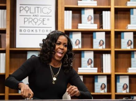 Michelle Obama presume retaguardia en leggins deportivos (FOTO)