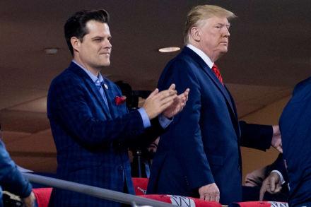Investigan a 'estrecho aliado' de Trump tras escándalo sexual