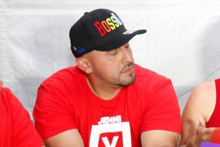Juan Rivera, hermano de Jenni Rivera, ahora quiere ser fisicoculturista (VIDEO)