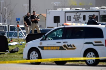 Tiroteo deja dos policías heridos en Utah