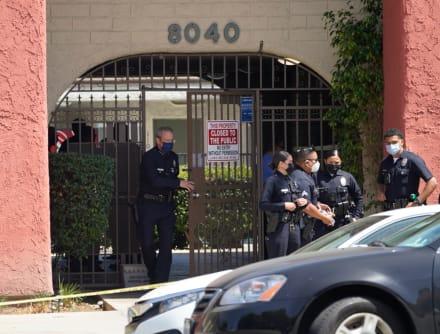 Padre y tía de los niños asesinados en Los Ángeles 'rompen el silencio'