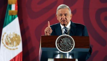 AMLO hace llamado al Senado de EEUU y demócratas presionan a Biden