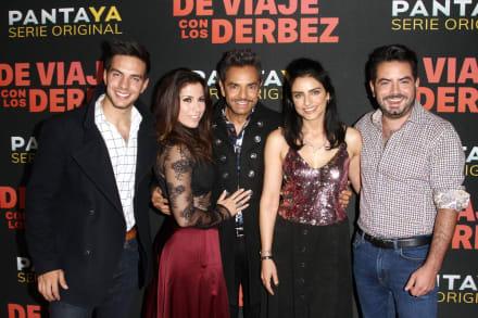 """Segunda temporada """"De viaje con los Derbez"""" se estrenara el 20 de mayo por Pantaya"""
