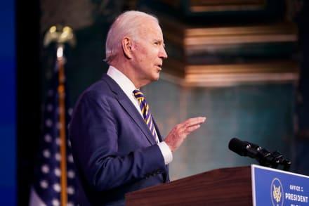 Joe Biden obtiene 59 % de aprobación del país en encuesta a 100 días de su gestión
