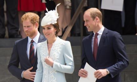 ¿William y Harry molestos? Los príncipes no caminarán juntos en funeral del príncipe Felipe