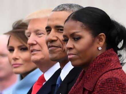 Trump se habría burlado de la apariencia de Michelle Obama, según The Washington Post