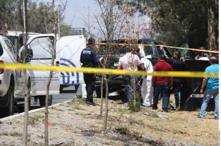 Se desata balacera en zona cercana donde asesinaron al hermano de Alfredo Olivas