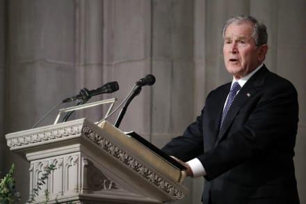 Expresidente Bush se 'lanza' para buscar la aprobación de la Reforma Migratoria de Biden