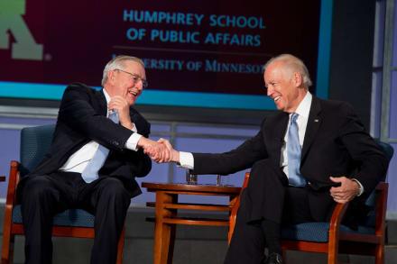 Muere exvicepresidente de Estados Unidos: Walter Mondale