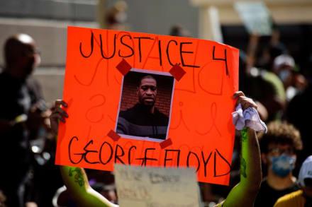 Tras ser declarado culpable por el asesinato de George Floyd, se anuncia fecha para la sentencia de Derek Chauvin