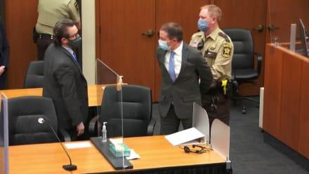 Niegan pedido de nuevo juicio a Derek Chauvin horas antes de que se sepa su condena