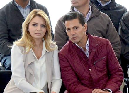 Sale a la luz video donde Peña Nieto golpea a Angélica Rivera enfrente de todos (VIDEO)