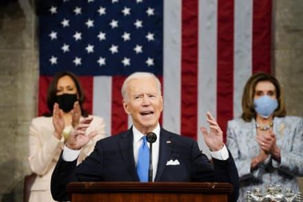 """Biden pide terminar la """"agotadora guerra por la inmigración"""""""