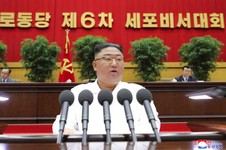"""Corea del Norte advirtió a Estados Unidos de una """"situación muy grave"""" por """"error"""" de Biden"""