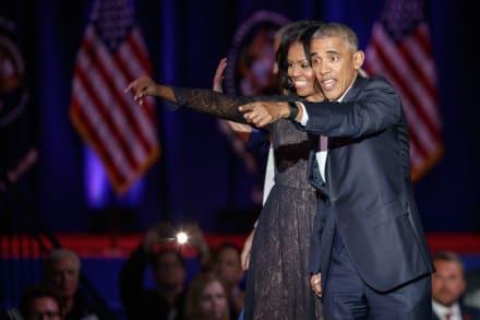 Se revela a cuánto asciende la fortuna de Michelle y Barack Obama y su lujosa mansión