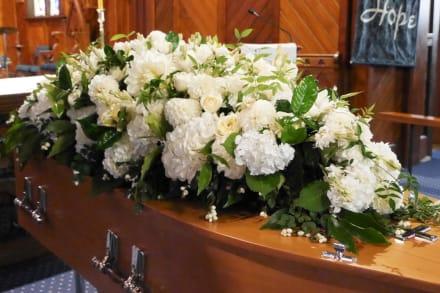 El doloroso funeral de Keishla Rodríguez Ortiz, hispana supuestamente asesinada por Félix Verdejo