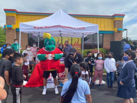 MundoHispánico celebró el Día del Niño con la comunidad hispana de Duluth, Georgia