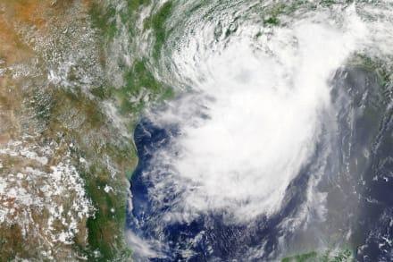 Tormenta Claudette continúa avanzando sobre EEUU y mantienen la alerta