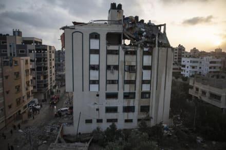 Al menos 24 muertos tras bombardeo de Israel a Gaza