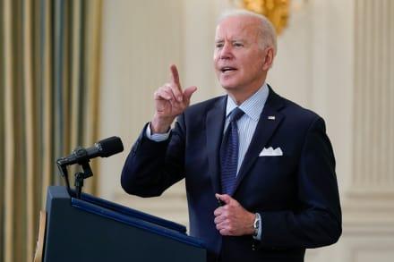 Perderán beneficios por desempleo quienes puedan trabajar y no lo hagan: Biden