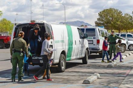 Yolanda, tía de niñas halladas en la frontera, confirma que fueron secuestradas