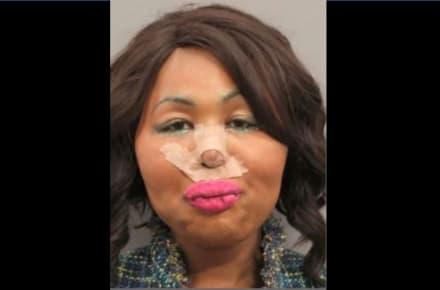 Iconic Facce recibe 15 años de cárcel por robar banco para pagarse cirugía plástica