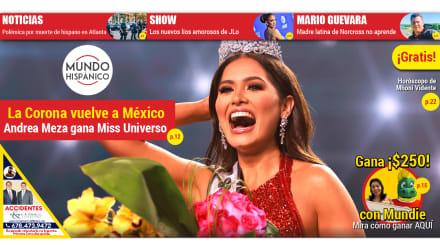 MundoHispánico edición impresa de el dia 05-17-21