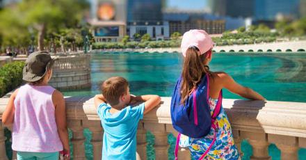 ¿Viajas a Las Vegas con niños? Estas son las 15 mejores actividades para divertirse en familia