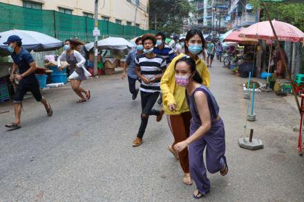 Miss Birmania teme ir a la cárcel por denunciar abuso policiaco en golpe de estado