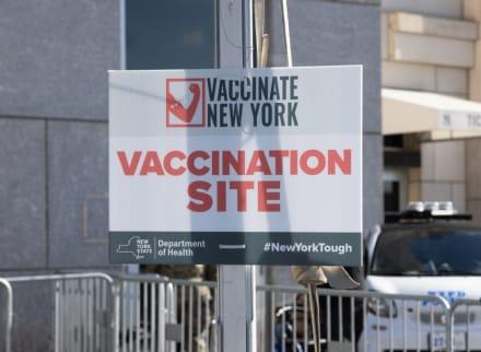 Lotería rifará hasta $5 millones a quienes se vacunen en Nueva York
