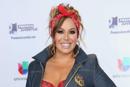 """Chiquis Rivera confiesa que Joan Sebastian """"le tiró la onda"""""""