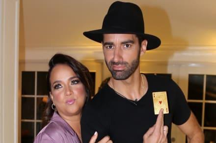 Vieira Vidente revela las verdaderas razones de la separación de Adamari López y Toni Costa
