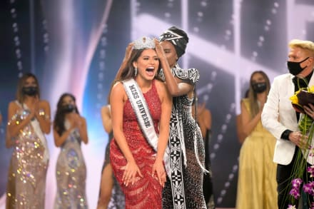 Andrea Meza responde a quienes no aceptan su triunfo en Miss Universo